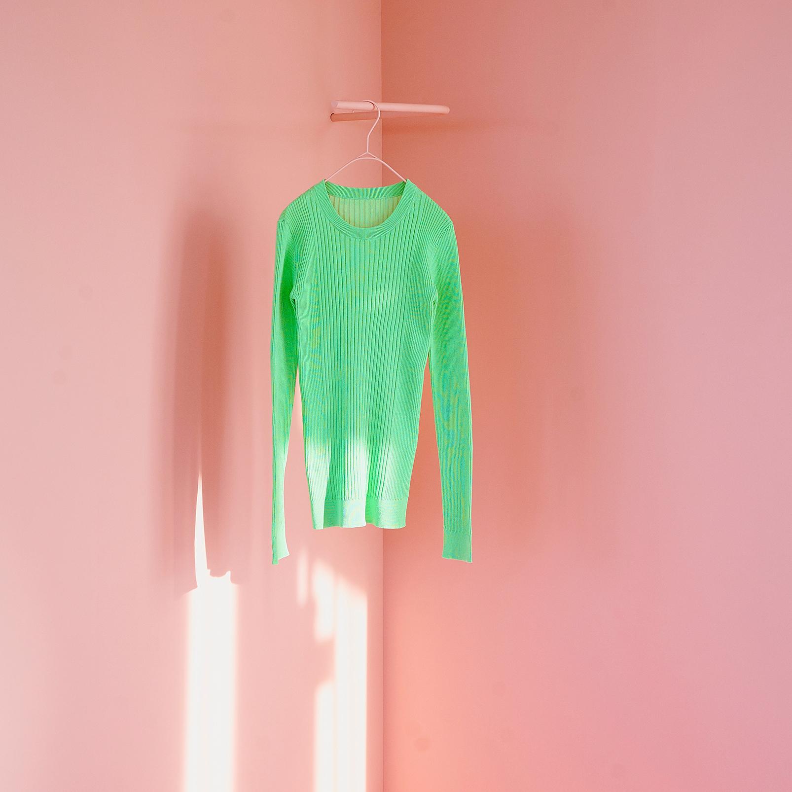 cotton rib pullover